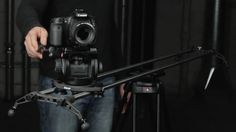 The Rhino Slider camera track, designed to lend DSLR cameras some lateral movement when shooting video, has breezed past its funding target with 40 days to spare.
