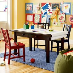 1000 images about home decor on pinterest pottery barn Land of nod playroom ideas
