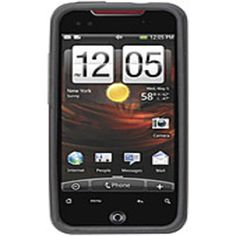 Rocketfish RF-WR533 Mobile HTC Incredible Snap On Cover - Black