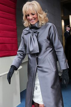 Jill Biden in @Lela Johnson Johnson Rose
