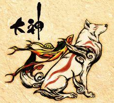 Amaterasu by ~basugasubakuhatsu on deviantART