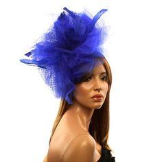 Big Tulle Mesh Feathers Fishnet Headband Fascinator Bridal Cocktail Hat Blue SK Hat shop,http://www.amazon.com/dp/B00BGY4MXK/ref=cm_sw_r_pi_dp_uK-lsb17EWT2Y21V