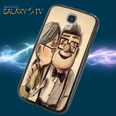 UP Disney Kiss Love - Ellie Carl For Samsung Galaxy S4 Cases | beatcase - Accessories on ArtFire