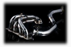 2012 Toyota Camry Weapon R Stainless Steel Race Header