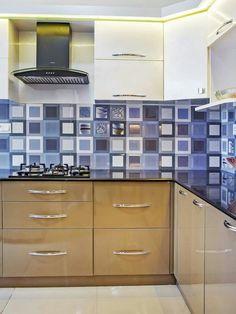 LShaped Kitchen designs Mangalore Products Pinterest