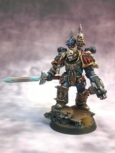 Night Lords First Claw - Army of One - Spikey Bits