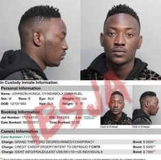 The Nigerian entertainment space was flooded with news of Dammy Krane's arrest over charges of grand auto theft, credit card, and identity fraud.