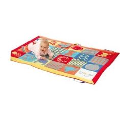 Chad Valley Large Baby Playmat