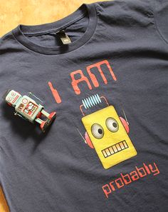 Fun geek t-shirt by Jimmo!