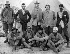 Trekking and  Photography in the Himalaya: Mallory of Everest  | 8th June 1924
