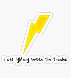 Imagine Dragons- Thunder Sticker