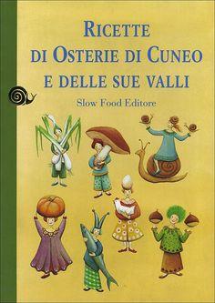 Ricette di Osterie di Cuneo e delle sue valli