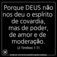 Deus seja louvado!