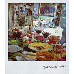 @iconjane | Anybody hungry? | Bozcaada Rengigul Konukevi