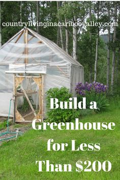 How to make the small greenhouse? There are some tempting seven basic steps to make the small greenhouse to beautify your garden. Simple Greenhouse, Lean To Greenhouse, Greenhouse Effect, Backyard Greenhouse, Greenhouse Plans, Homemade Greenhouse, Portable Greenhouse, Greenhouse Wedding, Greenhouse Tomatoes