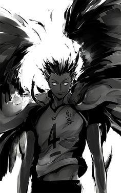 Bokuto Kotaro   Haikyuu!   ♤ #anime ♤