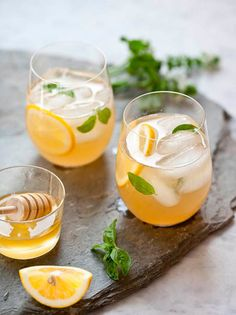 Tequila, passionfruit, lime and honey... oh my...