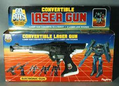 gobots laser gun | Back To Gobots Page