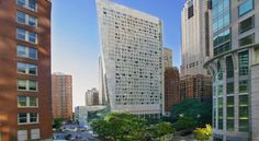 Sofitel Chicago Magnificent Mile Chicago Just 2 blocks away from the shops and entertainment on the Magnificent Mile, this Chicago Gold Coast hotel is housed in a 32-floor prism glass building featuring stunning views of Lake Michigan and the city skyline.