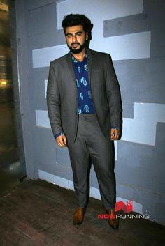 Arjun Kapoor  at 'Half Girlfriend' promotions