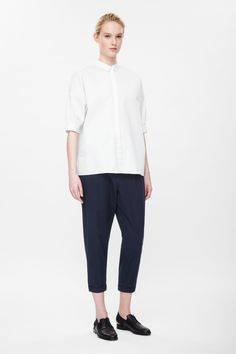 COS   Loose-fit cotton chinos