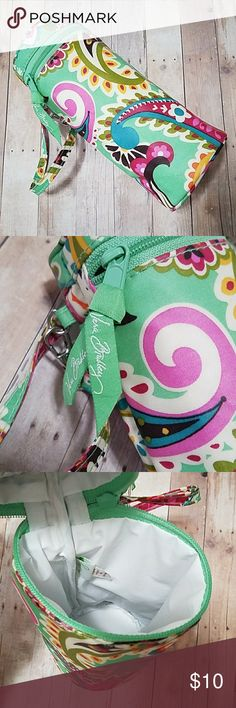 Vera Bradley Bottle Cooler NWOT Vera Bradley Bottle Cooler new without tags In excellent condition Vera Bradley Other