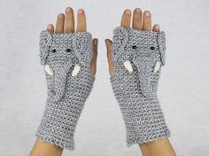Elephant Gloves