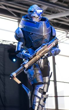 Mass Effect Amazing Cosplay