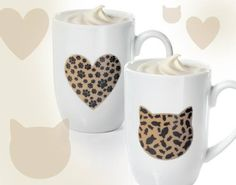 Avon Rep Tip: Show your pet love by using a fun paw print or cat mug. Watch the design appear as you pour in hot liquid. At $9.99, a dog or cat mug makes the perfect $10 gift exchange idea! Or, fill a mug with pet toys and snacks and give one to your favourite pet lover.