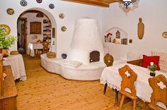 tiszta szoba kemencével