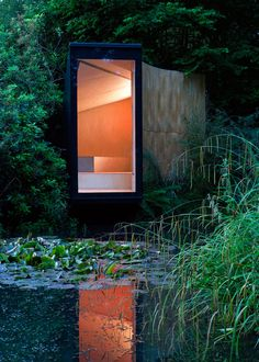 The ultimate Modern Retreat for Meditation: Forest Pond House