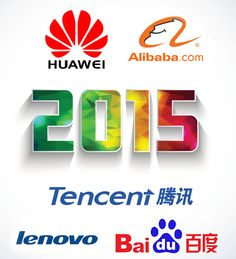 5 Top Chinese Tech Companies for 2015