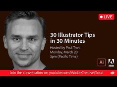 30 Illustrator Tips in 30 Minutes | #Ai30th - YouTube