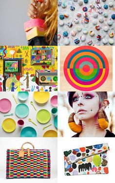 Colorful by Timor cohen on Etsy--Pinned with TreasuryPin.com