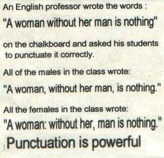 Grammar nazi...