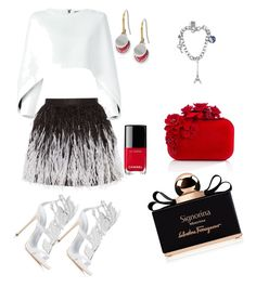 Be my Valentine 💋 by farida-tootla-thembani on Polyvore featuring polyvore, fashion, style, Balmain, Alice + Olivia, Giuseppe Zanotti, Marc Jacobs, Louis Vuitton, Salvatore Ferragamo, Jimmy Choo and clothing