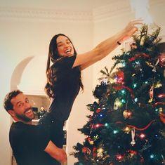 """Darren McMullen on Instagram: """"2 Angels on top of a tree ! #MerryXmas"""""""