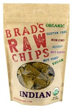 Brad's Raw Foods - Leafy Kale and Chips Pack (HMN Auction)