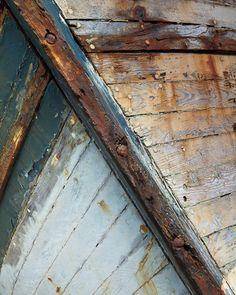 old boat detail