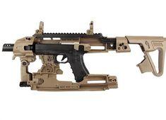 Item:11925144 CAA RONI Pistol-Carbine Conversion - Glock 17 18 19 23 For Sale at GunAuction.com