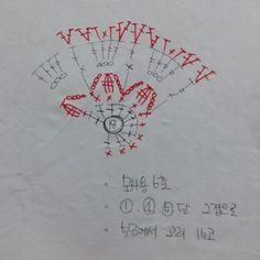 국화(폴리ver.) / 손도안 / 과정샷 : 네이버 블로그 Crochet Flowers, Diy And Crafts, Playing Cards, Crochet Patterns, Knitting, Blog, Crochet Ideas, Ideas, Crochet Throw Pattern