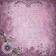 Tones of purple:
