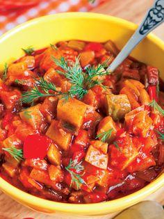 Ghiveci frantuzesc (ratatouille) Ratatouille, Nicu, Dan, Ethnic Recipes, Food, Recipes, Essen, Meals, Yemek
