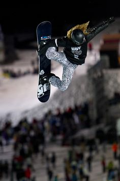 X Games/Olympic Snowboarding best way spend a snow day