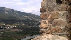 The view from the monastery Djvari