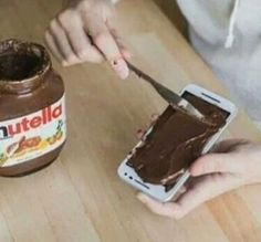 The best use of an iphone ive ever seen