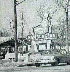 Burger Chef 1965 Vineland, NJ