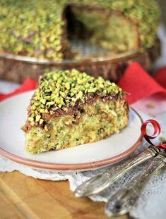 Pear And Almond Cake, Almond Cakes, Cake Recipes, Dessert Recipes, Nutella Recipes, Nutella Cake, Nutella Frosting, Italian Cake, Pistachio Cake