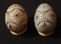 gestaltete Eier