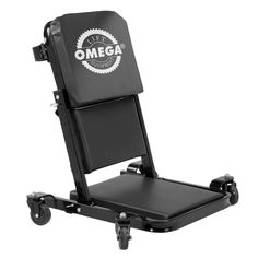 Amazon.com: Omega 91452 Black Low Profile Z-Creeper - 450 lbs. Capacity: Automotive